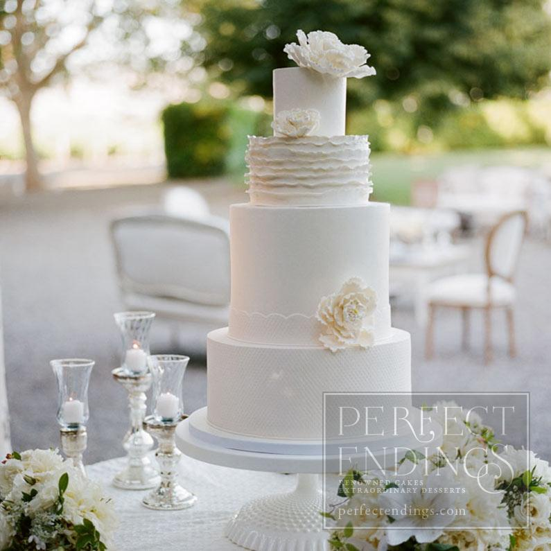 Wedding Cakes Perfect Endings