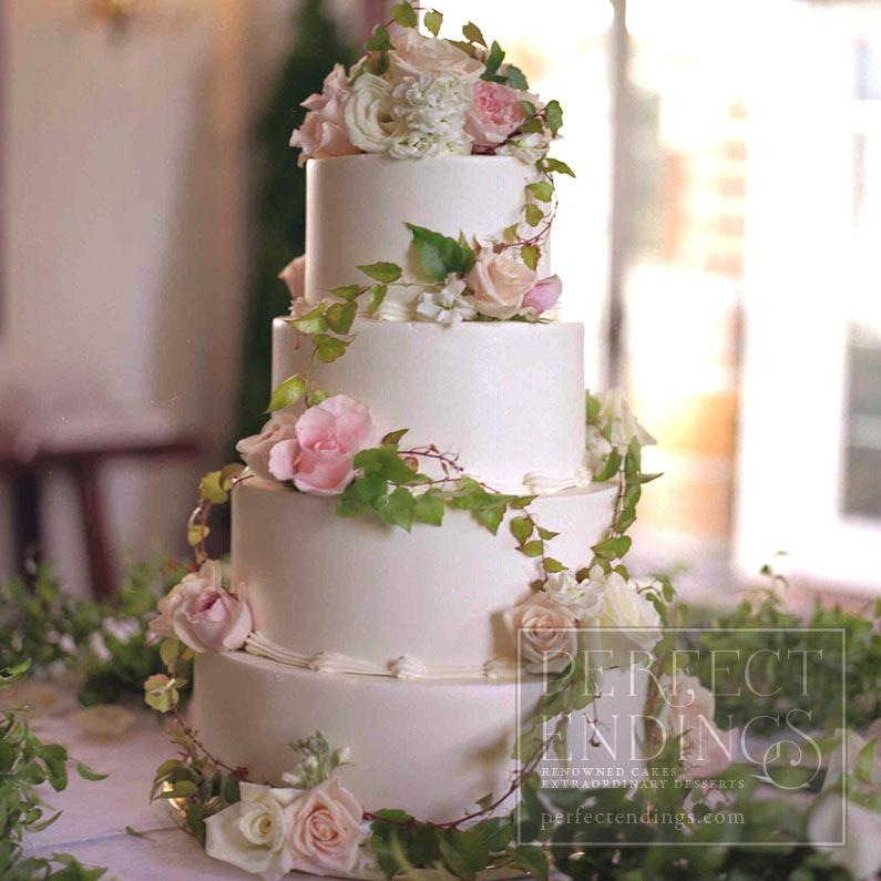 vine wedding cake wedding cakes endings 21596